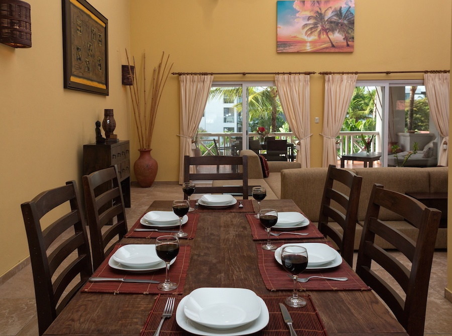 cabarete-luxury-rental-3-rooms-dining