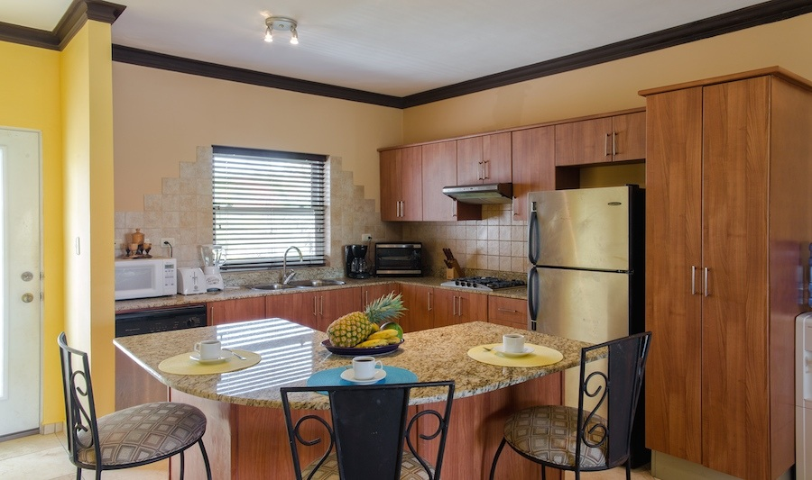 cabarete-vacation-rental-2-bedroom-kitchen