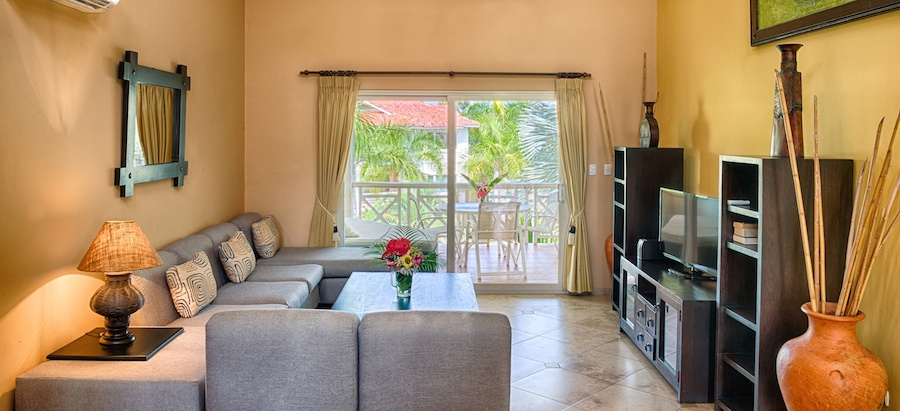 cabarete-vacation-rental-2-bedroom-living-room