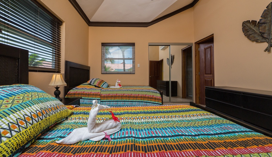 cabarete-vacation-rental-2-bedroom-twin-beds